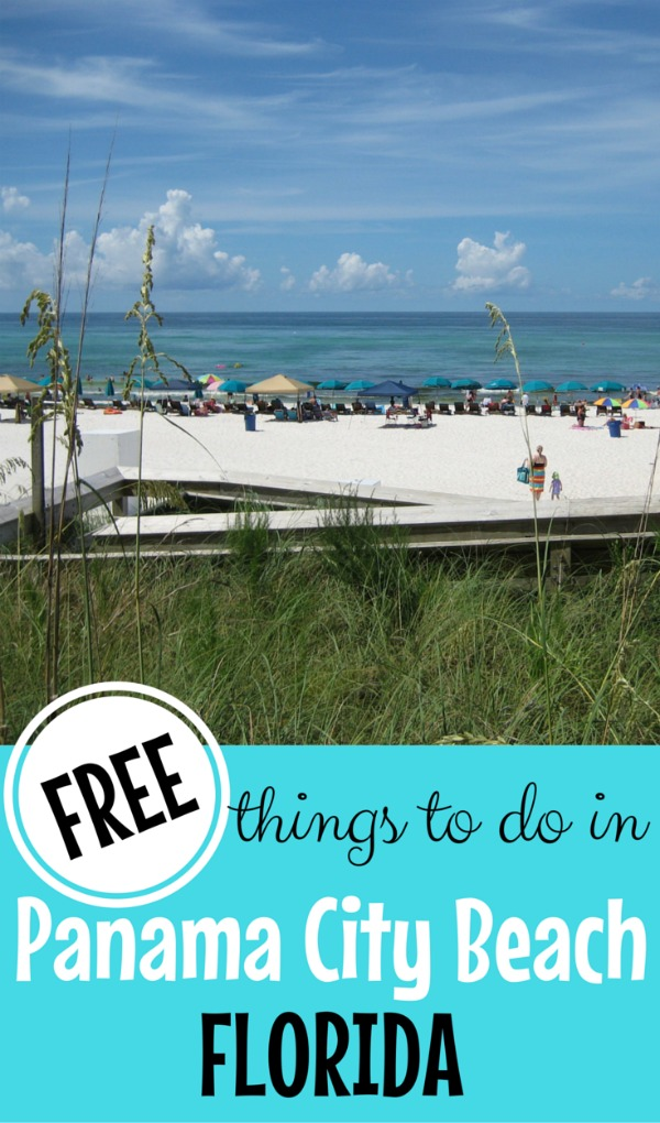 Panama City Beach Fl is one of the country's most beautiful beaches. It's affordable, too, but can be an even more budget-friendly family vacation if you do some of the many free things to do in Panama City Beach.
