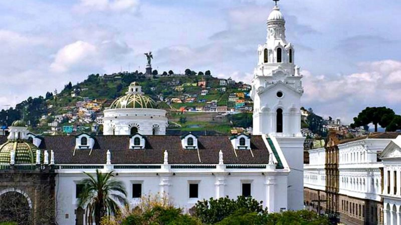 Ecuador's capital city, Quito, is literally at the center of the earth. A city rich in traditions passed down through generations, Quito is a treasure.