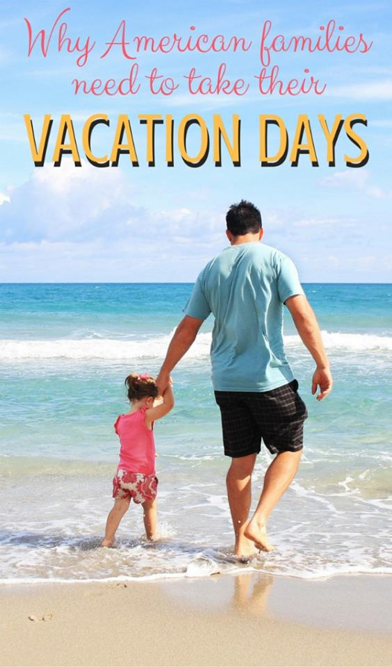 How many vacation days are you leaving unused?