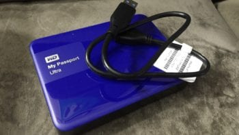 Protect Travel Pictures with WD My Passport Ultra External Hard Drive