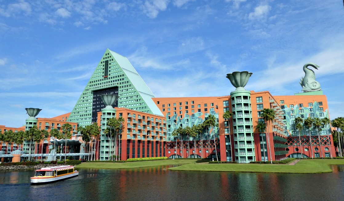 Walt Disney Dolphin Resort Hotel