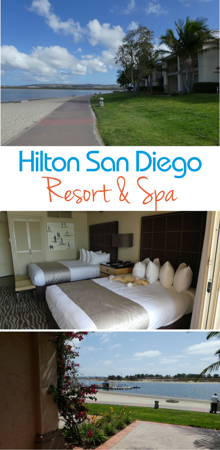 Why the Hilton San Diego Resort & Spa is the perfect mix of location and amenities