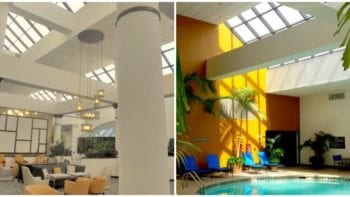 houston hotels, wyndham houston west, houston hotels with indoor pools