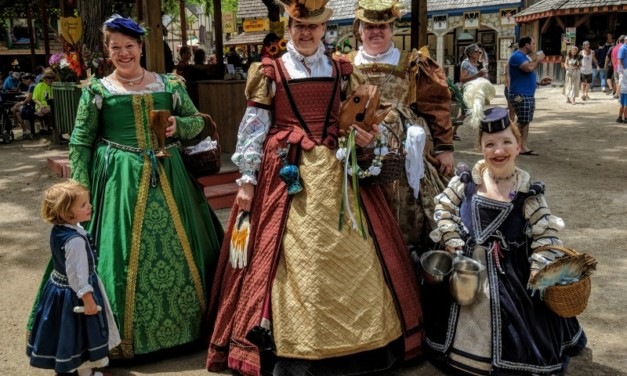11 Secrets to Surviving Bristol Renaissance Faire