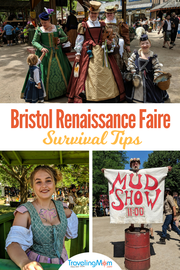 Bristol Renaissance Faire near Kenosha Wisconsin is one of the best in the USA. Read these tips before you go so you don't miss the best shows, rides, games and attractions!