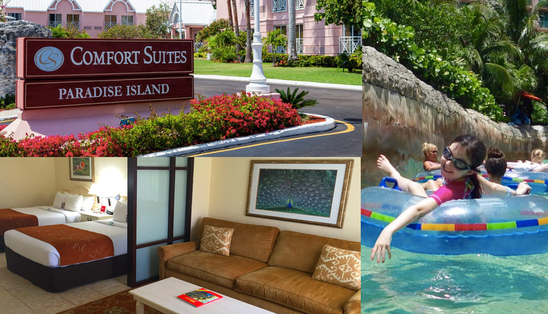 Hotel Review: Comfort Suites Paradise Island, Bahamas