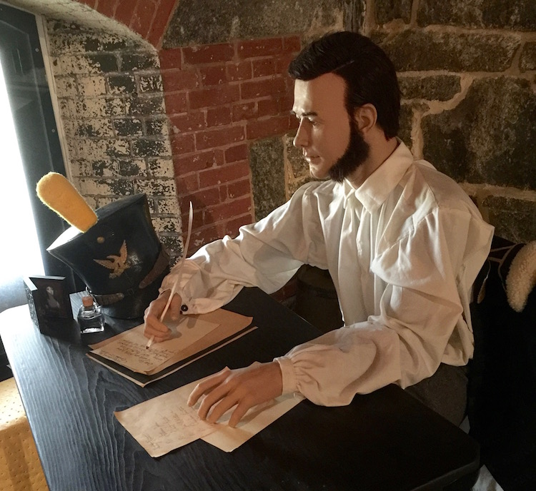 Poe-the-poet-also-a-soldier-at-Fort-Monroe