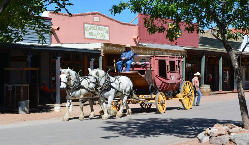 SEE WHY TOMBSTONE, AZ IS A GREAT PLACE FOR A FUN FAMILY VISIT