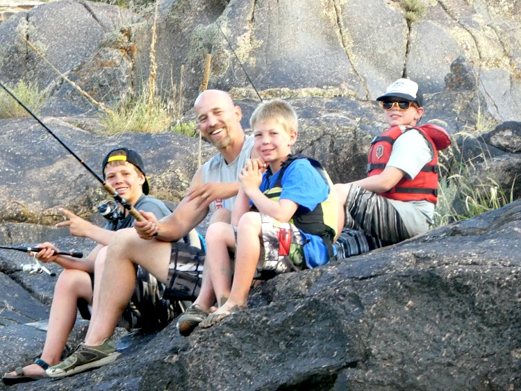 Family time is so important in today's On the Go society. There is no better place to reconnect and have fun than on an overnight river trip.
