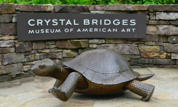 Free Family Fun at Crystal Bridges Museum in Bentonville, AR.