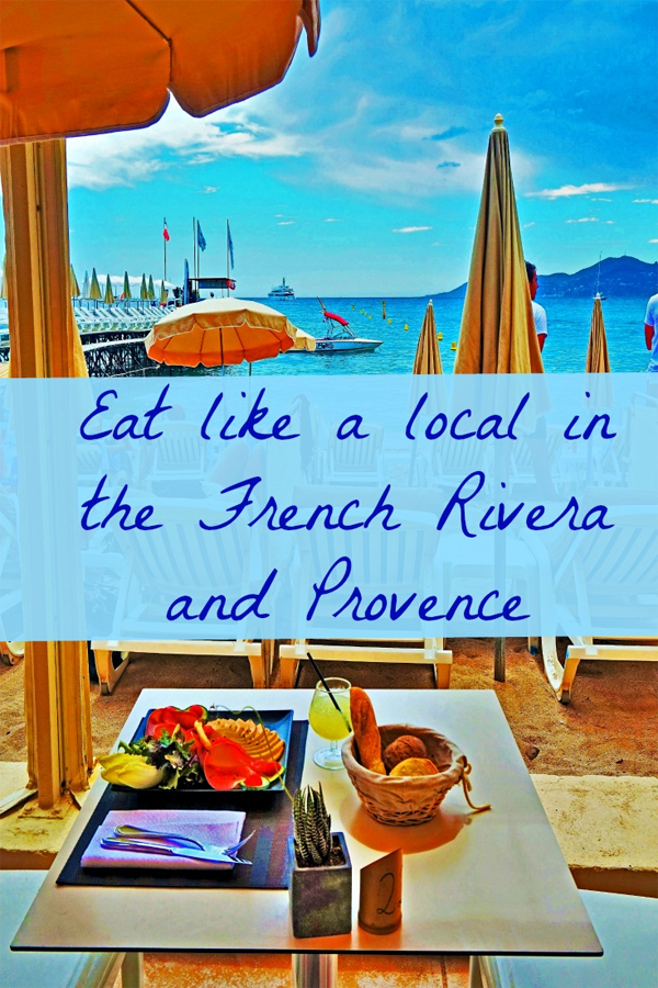 Celebrating French food in the French Rivera and Provence