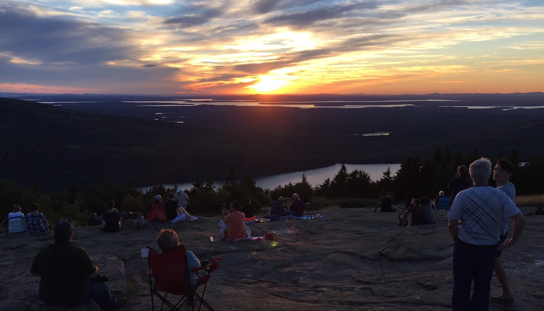 Acadia National Park: Hikes and Popovers