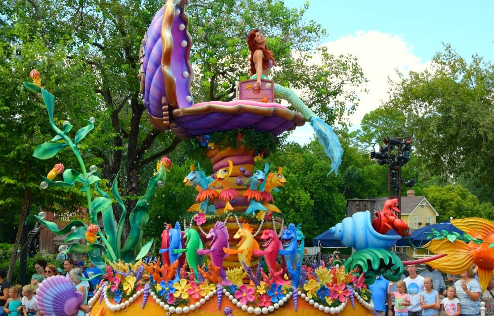 12 Walt Disney World Parades and Shows You Have to Check Out