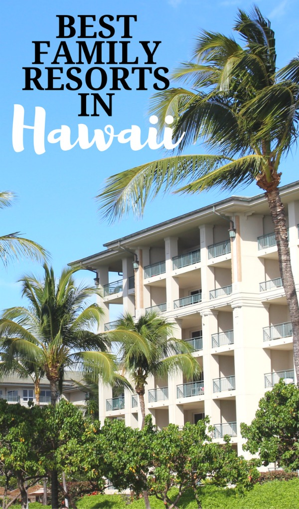 Best Family Resorts in Hawaii. Photo provided by Vacatia.