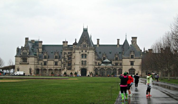 The Asheville Half Marathon & Marathon on the Biltmore Estate makes a memorable destination race.
