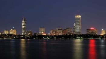 Walk the Boston Freedom Trail or just sit and stare at the beautiful Boston skyline.