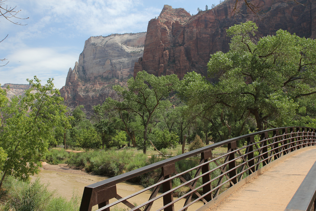 The Mighty 5, What to do in Zion with kids, Zion National Park with kids, Virgin River,