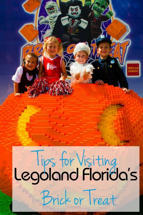 What's in store for Legoland Florida's Brick or Treat 2016!