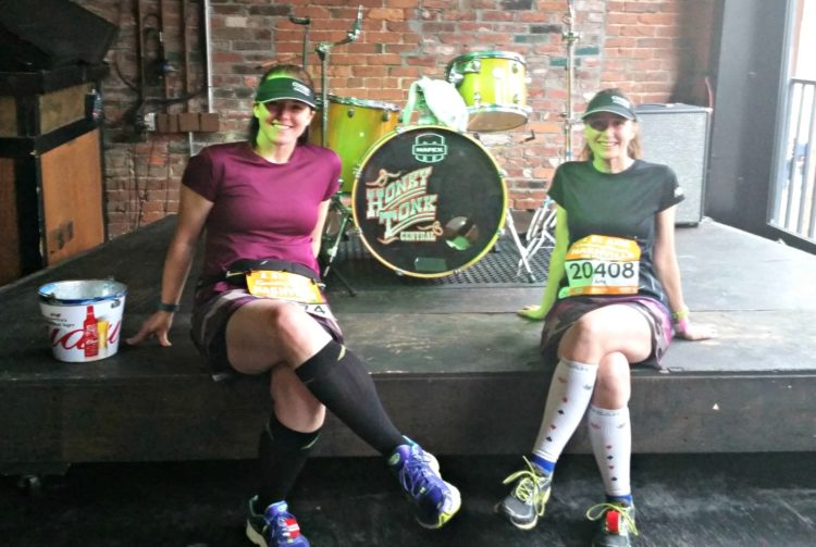 If you're a country music fan, grab your running shoes and choose Rock 'n' Roll Nashville as your next destination race!