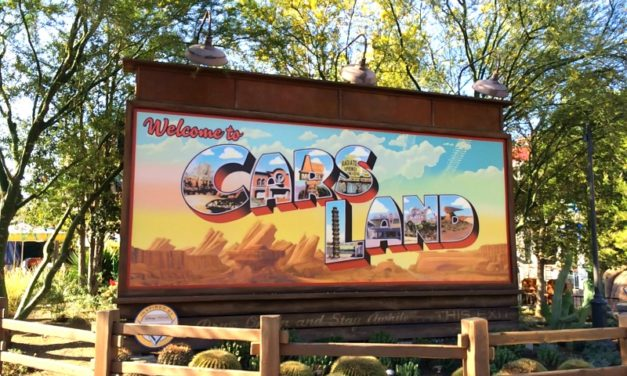 The Ultimate Disneyland Cars Land Guide