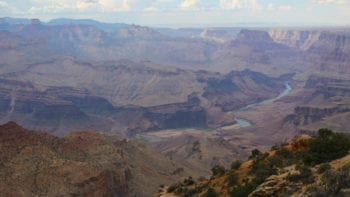 Grand Canyon National Park offers inspiring vistas and epic hikes at this Top 10 park.