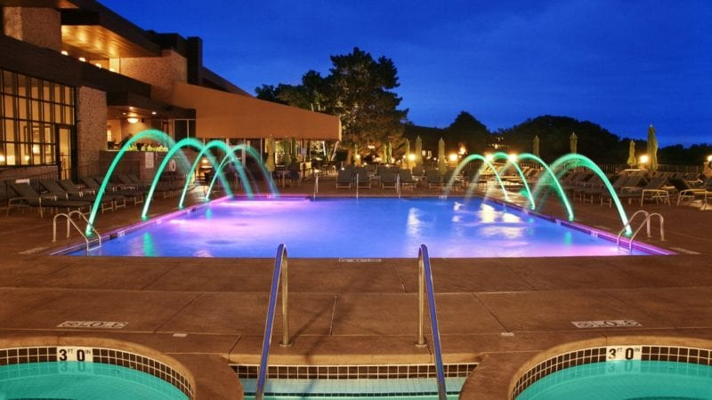Grand Geneva Resort & Spa Pool-Traveling Mom