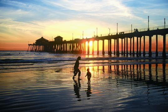 From biking at the beach to wild west experiences, here are five fun things to do in Orange County, California. Orange County family fun!