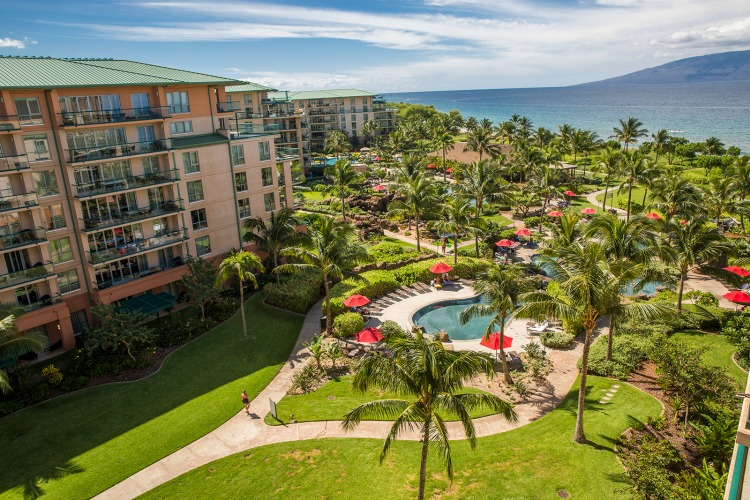 Honua Kai Resort and Spa, a family friendly resort in Hawaii. Photo provided by Vacatia.