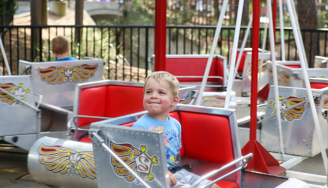 Hersheypark: A Sweet Destination for Families with Young Kids