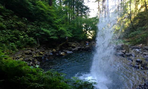 Discover Waterfalls and Wonder Hiking with Kids in Oregon
