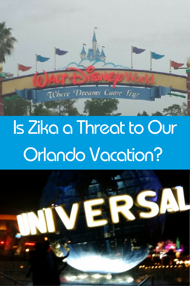 Is Zika a Threat to Our Orlando Vacation TMOM