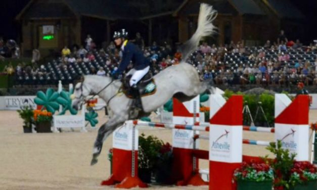 Free Saturday Night Lights: Tryon International Equestrian Center