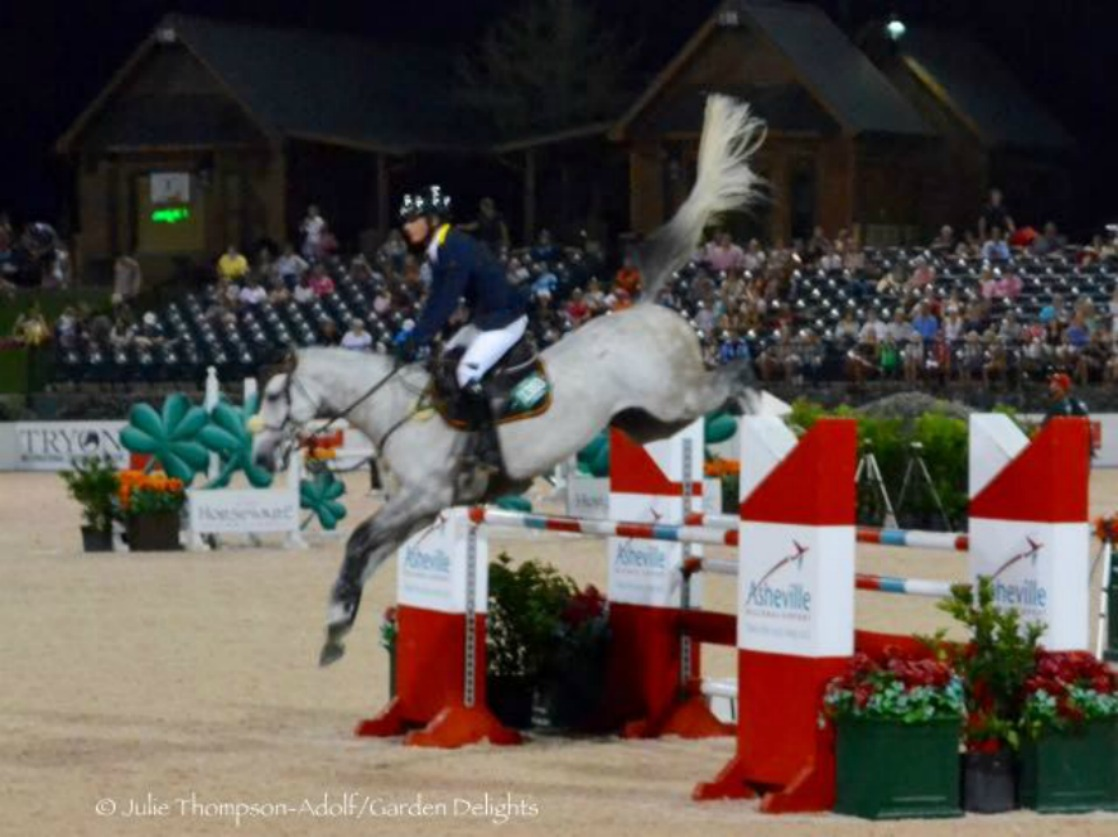 The Grand Prix at Tryon Equestrian Center provides free family fun on Saturday night.