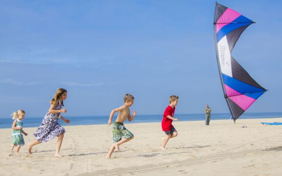 Huntington Beach California vacation for families.