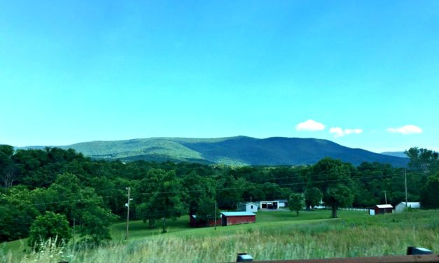 Fall Travel to Luray Caverns in Virginia's Shenandoah Valley