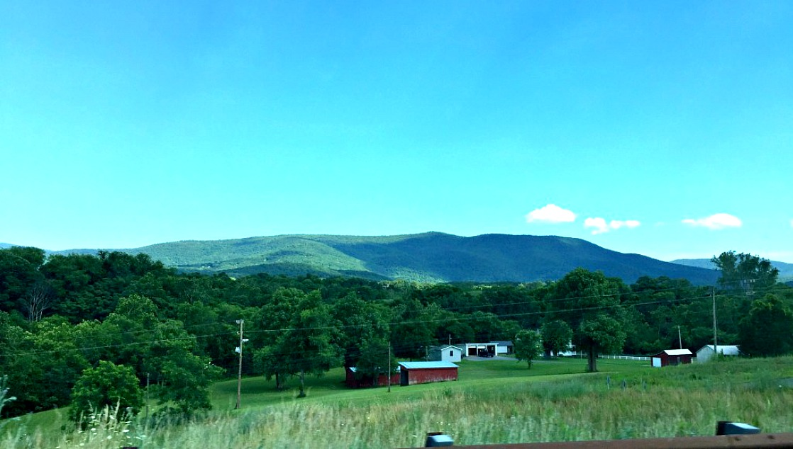 Virginia's Shenandoah Valley is gorgeous with Luray Caverns being a highlight of the trip!