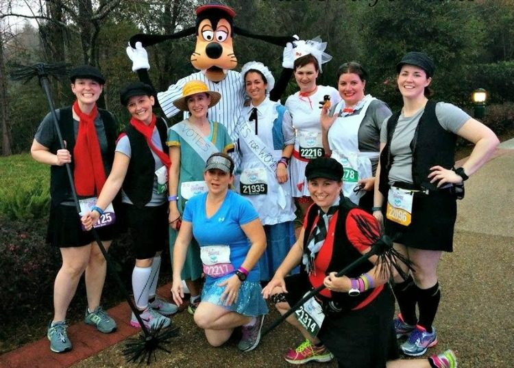 How to Run Away With a Great runDisney Costume