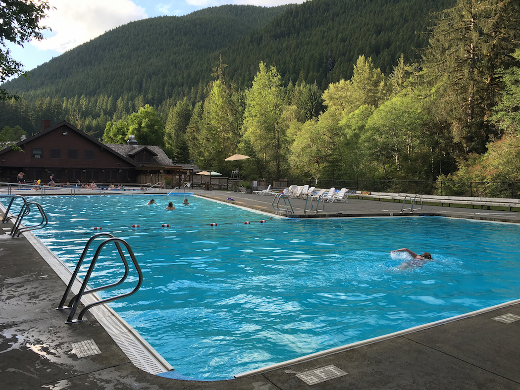 Olympic National Park with kids, Sol Duc Pool, tips for Olympic National Park with kids,