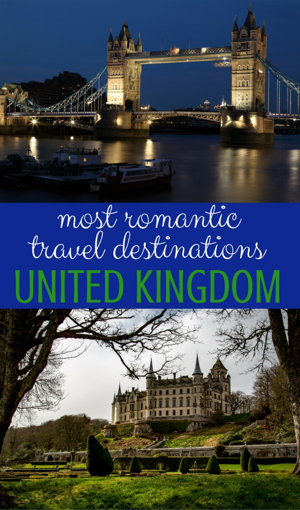 Travel like a royal through Europe with these top romantic destinations!