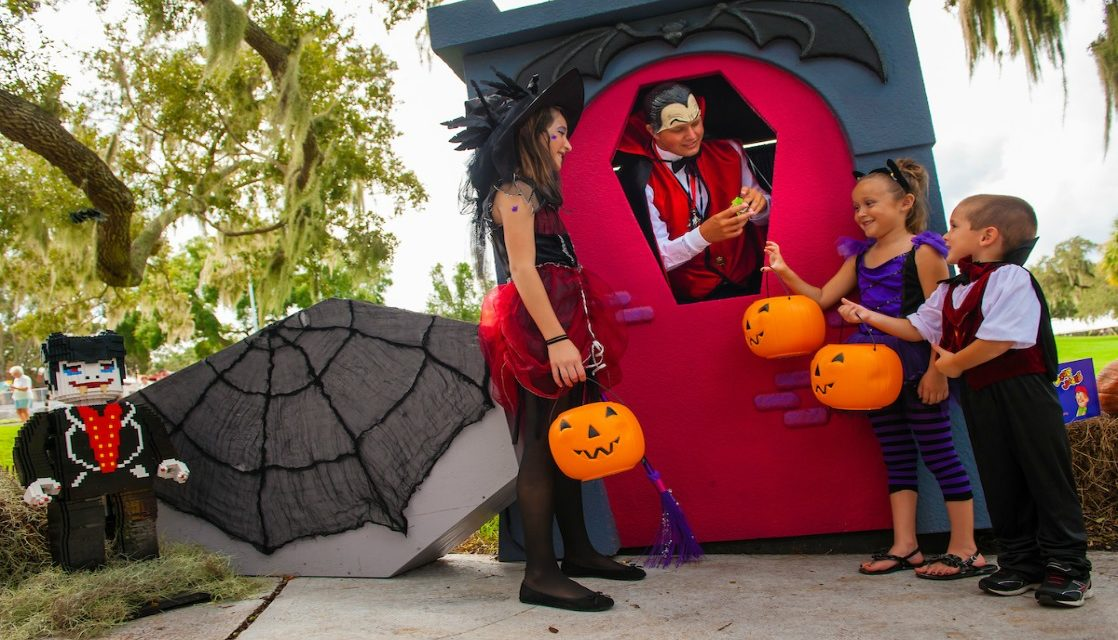 LEGOLAND® Florida's Brick or Treat Event