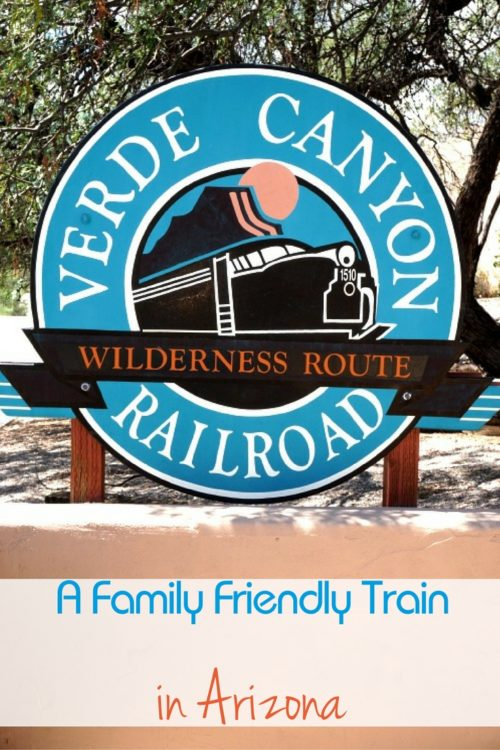 Verde Canyon Railroad is a family friendly train in Arizona, Photo by Multidimensional TravelingMom Kristi Mehes.