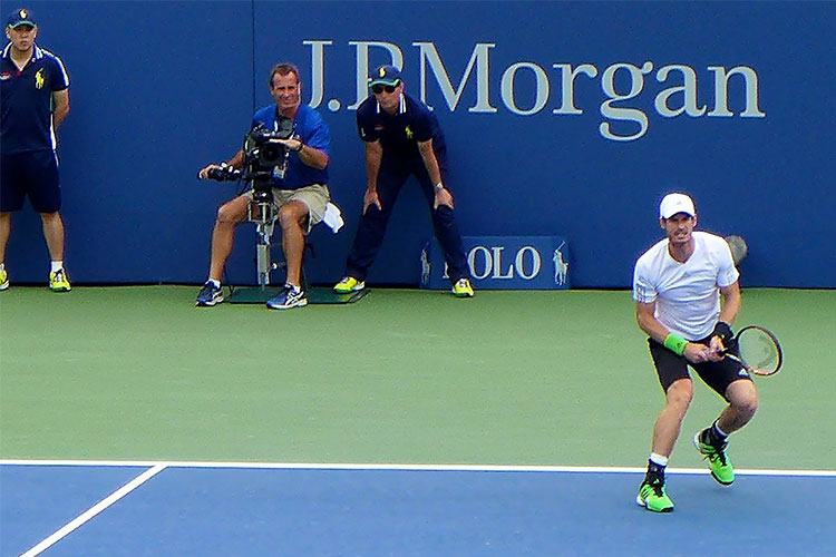 Tips for attending the US Open tennis tournament include getting to see stars like Andy Murray.