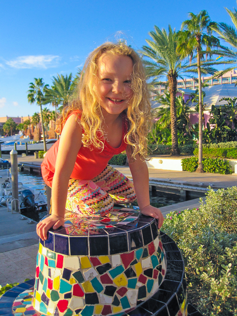 The editors of Parents Magazine have developed a new kids menu for Atlantis restaurants like Bimini Road that truly impresses this traveling mom.