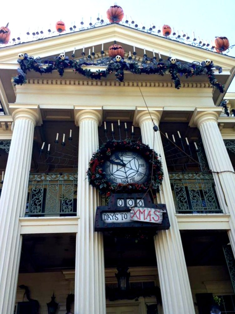Five Reasons Why the Disneyland Haunted Mansion RULES!