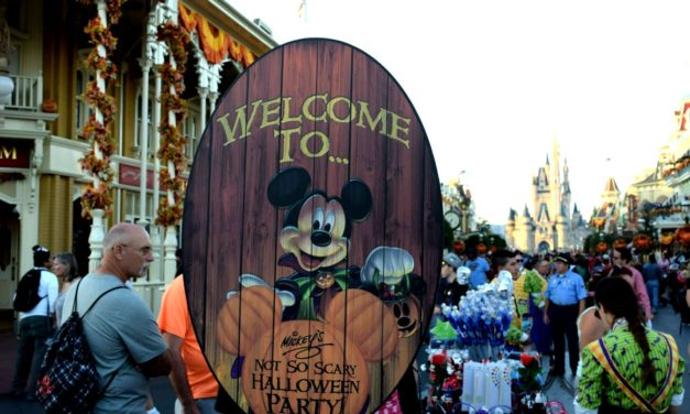 How To Halloween At Disney