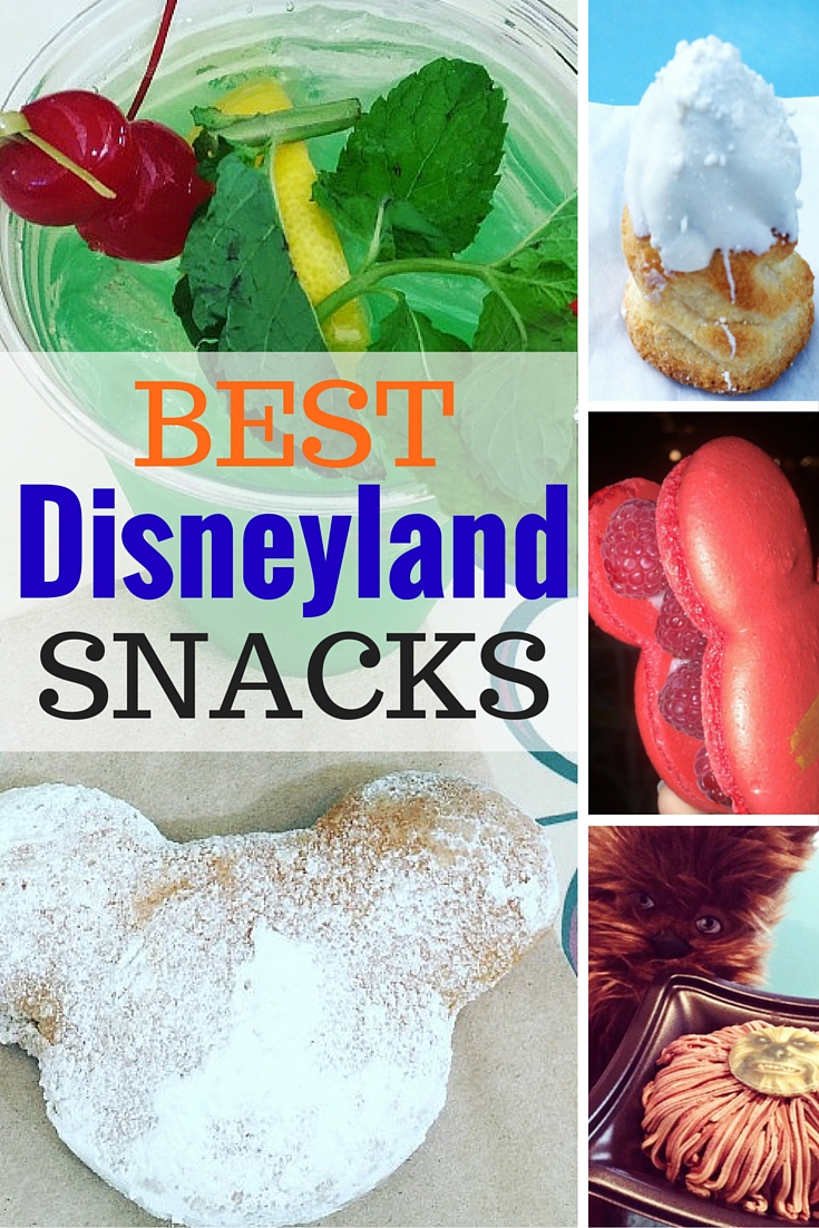 The best snacks at Disneyland Resort!