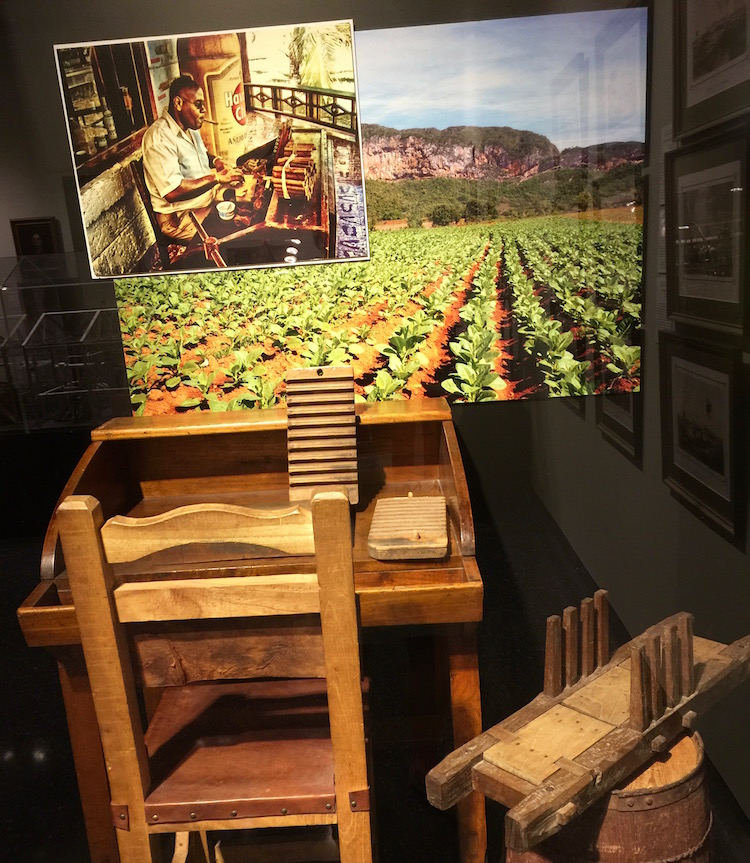The art of cigar making Daytona Beach Museum of Art and Science,
