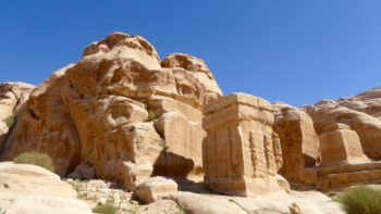 Seek grand vistas of ancient worlds in Jordan.