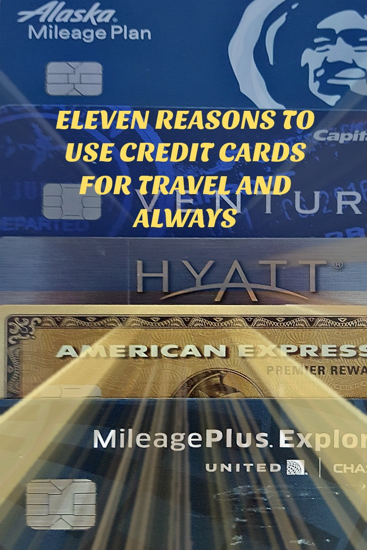 Using credit cards is the smart way to handle your finances. This is why.