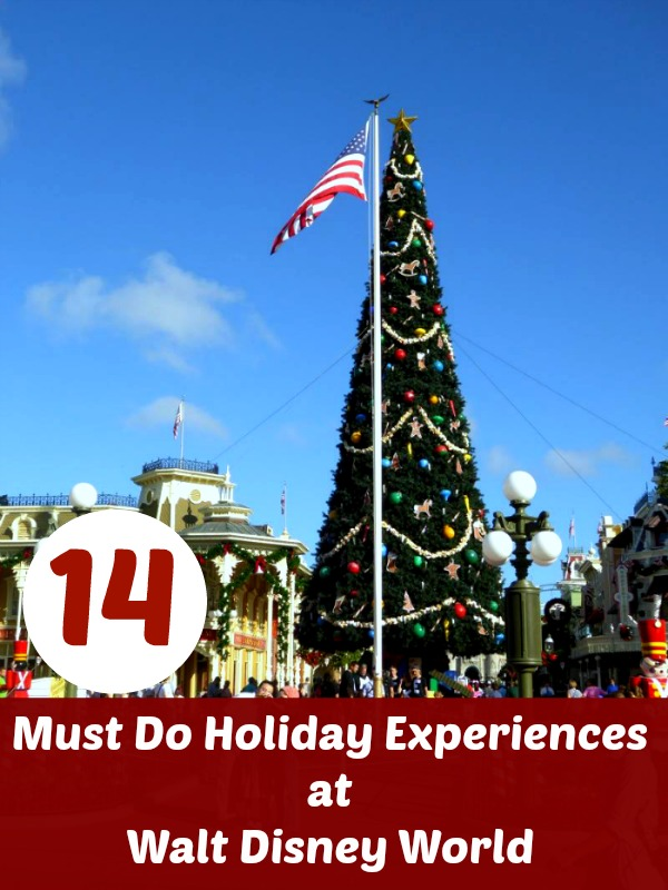 14 Must Do Holiday Winter Experiences at Walt Disney World